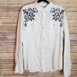 Pop Icon lrg hipster/ western shirt